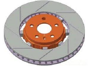 Слотирование тормозных дисков Спб, слотация дисков