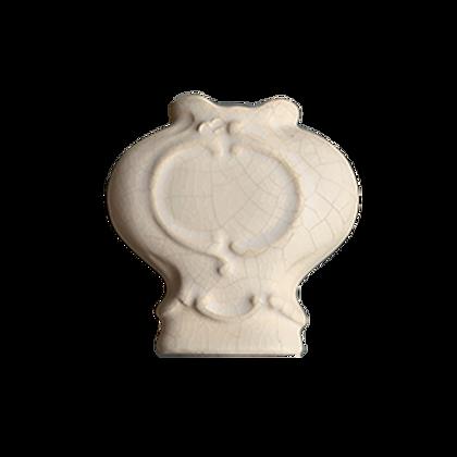 Vase-coeur ouvragé