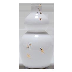 Vase ballon étoilé