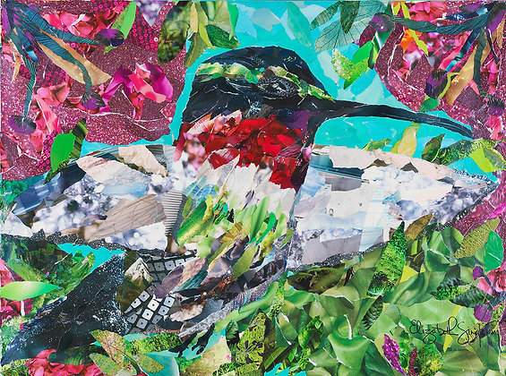 Hummingbird of Joy