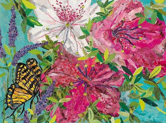 2013 North Carolina Azalea Festival Print