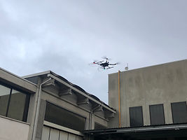 drone infrastructure inspections