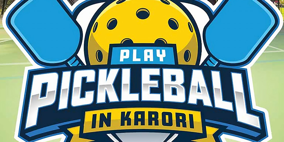Sunday Pickleball Sessions - Casual players welcome ($5)