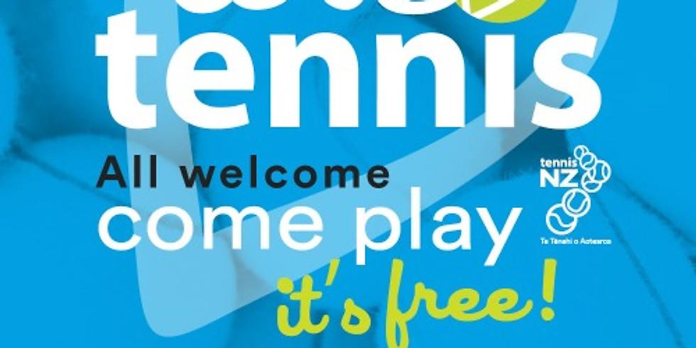 Love Tennis - Open weekend Day Two