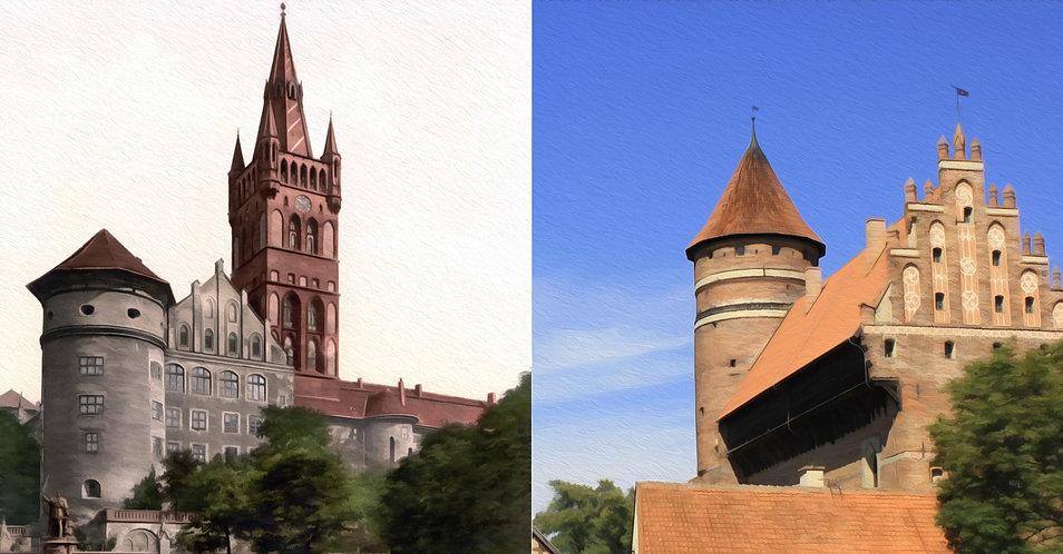 Königsberg Allenstein Findeisen Stadtchroniken