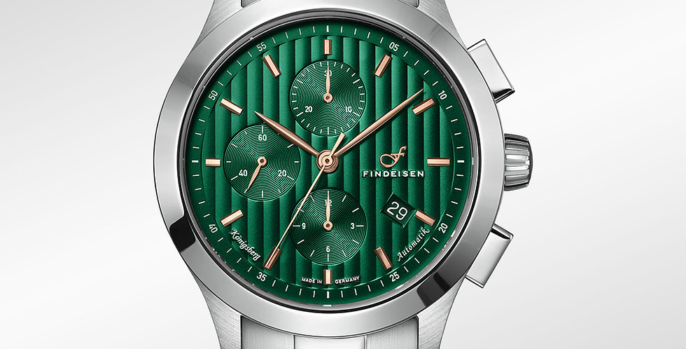 Königsberg Chronograph viridis S