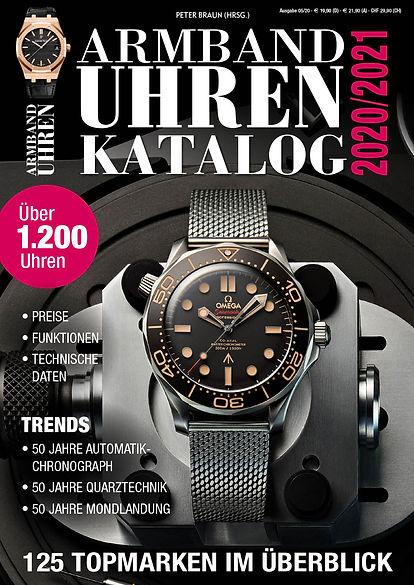 ARMBANDUHREN Katalog 2020 Findeisen Uhren