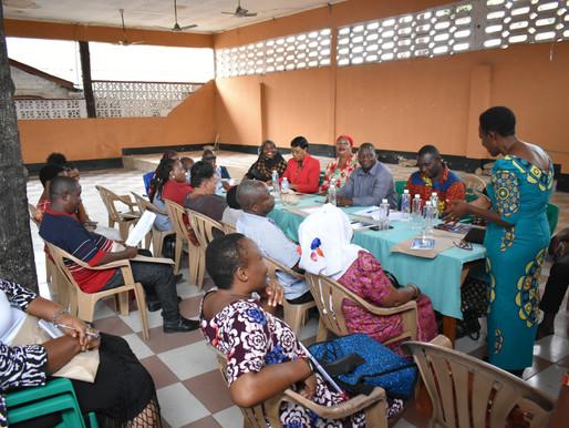 Awareness creation on gender and energy to the Councilors of Kisarawe, Mkuranga and Kibaha.