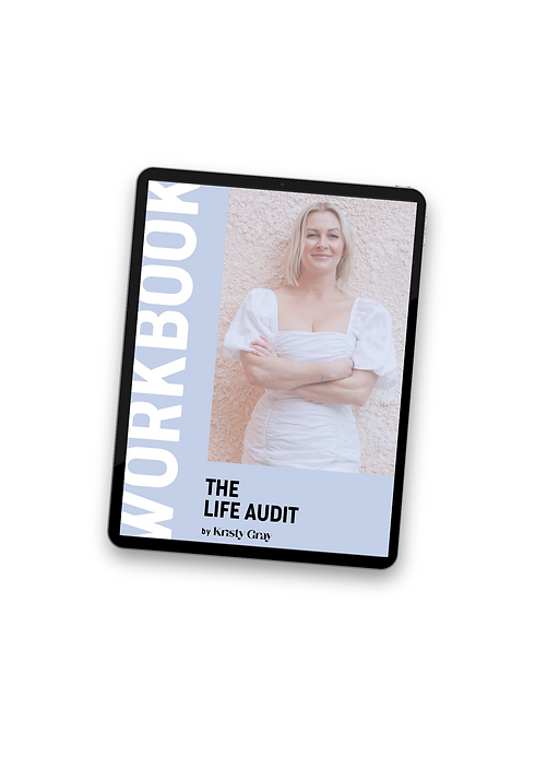 Kristy Gray Free Download The Life Audit