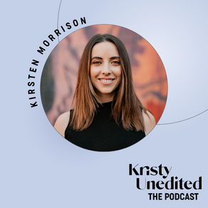 Kirsten On Embodying Decisive Energy + Permission To Be Yourself E89