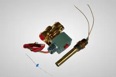 Nex Flow Mechanical Thermostat And Solenoid Valve Kit
