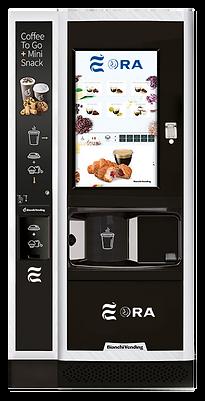 Lei 700 PLUS Bianchi Vending Eurocedibe.