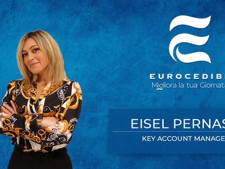 Eisel Pernaska - Key Account Manager - rivela il dietro le quinte dell'Eurocedibe