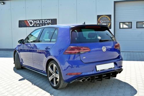 SPOILER CAP VW GOLF VII R/ GTI (FACELIFT)