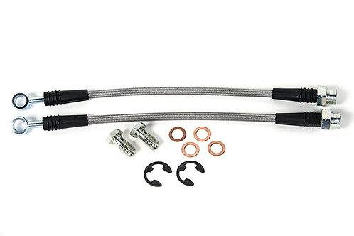 USP Stainless Steel Rear Brake Lines- Bosch Calipers