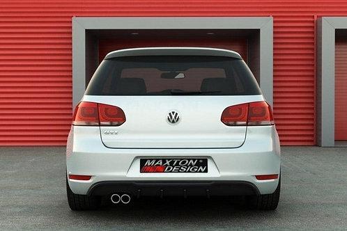 REAR VALANCE VW Golf VI GTI - 1 EXHAUST