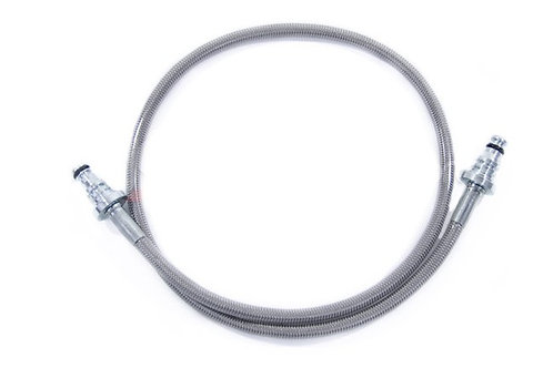 USP Stainless Steel Clutch Line 6spd (Right Hand Drive Vehicles) For Audi/VW