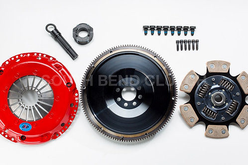 South Bend Stage 2 Drag Clutch and Flywheel 1.8TSI