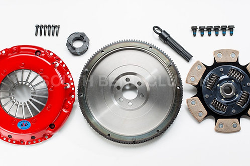 South Bend Stage 2 Drag Clutch and Flywheel 1.9TDI