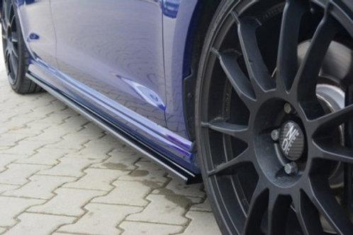 SIDE SKIRTS DIFFUSERS VW GOLF VII R HATCHBACK & ESTATE