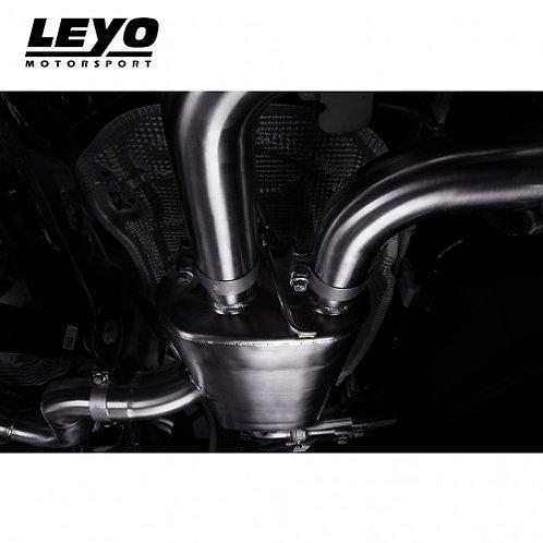 LEYO Motorsport - MK7/7.5 R Catback Exhaust System