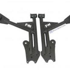 Tubular Control Arms Poly – VW MK3 ABA