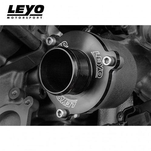 LEYO Motorsport - MK2 Tiguan Turbo Muffler Delete