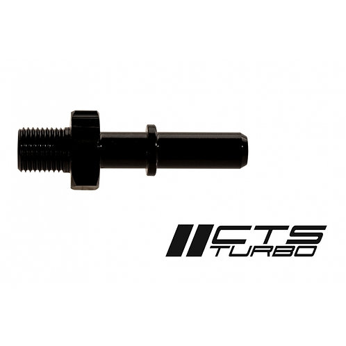 CTS Walbro 255LPH Inlet & Outlet Fitting to OE VW Connector