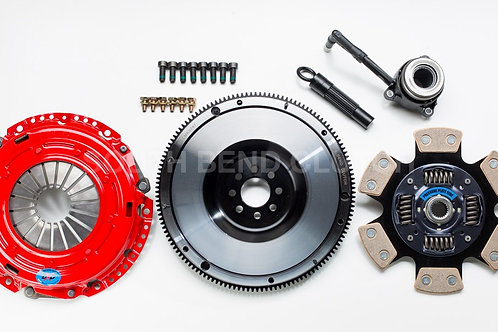 South Bend Stage 2 Drag Clutch and Flywheel MQB