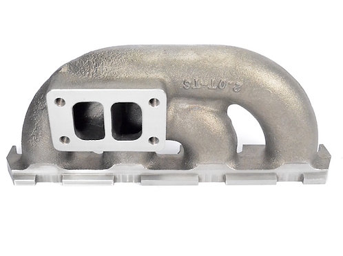 2.0T FSI/TSI Turbo Manifold - DIVIDED T3 flanged for FWD Transverse Models