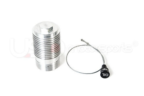 Cool Flow Aluminum Oil Filter Housing and Dip Stick Combo For 1.8T and 2.0T Gen3