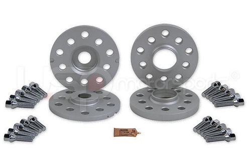 SPULEN Wheel Spacer & Bolt Kit- 10 & 15mm with Conical Seat Bolts