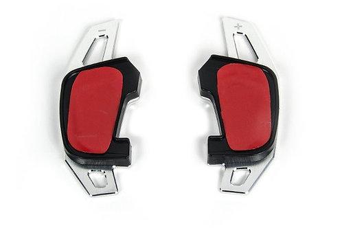 DSG Paddle Extensions Silver For MK7 GTI/Golf R/GLI