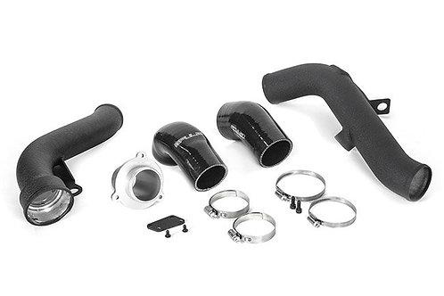 SPULEN Boost Pipe Kit with Turbo Muffler Delete For 2.0TSI