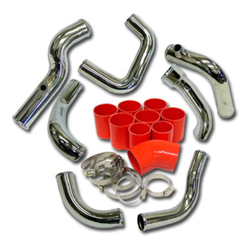 Charge Pipe Set Only for FMIC -MKIV 1.8T Jetta/Golf/GTI