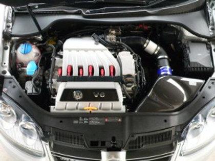 GruppeM Volkswagen R32 carbon fiber ram air intake system