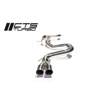 "CTS Turbo VW MK5 GTI 3"" Cat-back Exhaust"