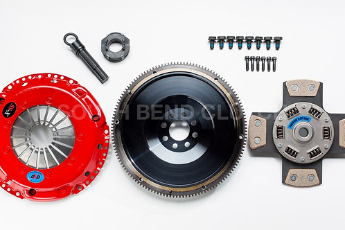 South Bend Stage 4 Clutch and Flywheel 1.8TSI