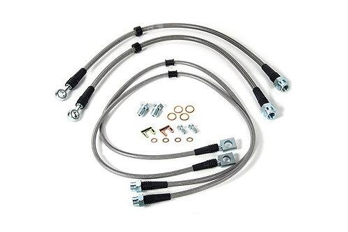USP Stainless Steel Complete Brake Line Kit For MK4