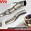 "Thumbnail: Exhaust - JHM 3"" Downpipe for 1.8T-2.0T TFSI Gen 3 MQB FWD MK7-8V"
