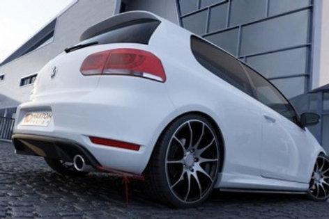 REAR SIDE SPLITTERS VW GOLF VI GTI 35TH