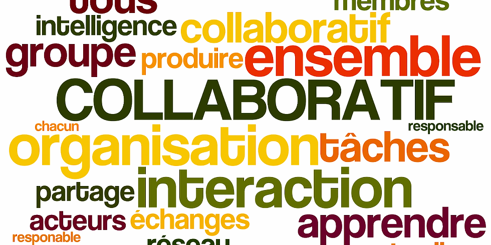 Atelier collaboratif 2021