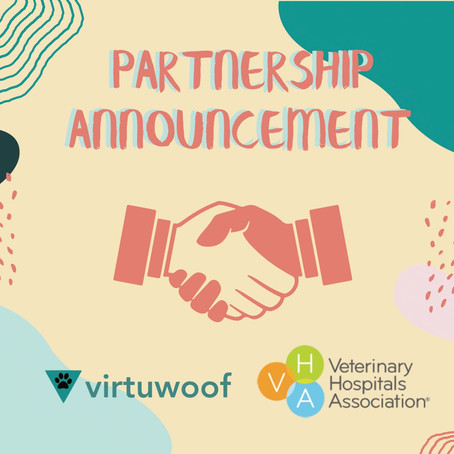 VHA and Virtuwoof Partner To Extend Veterinary Telemedicine Options For VHA Members