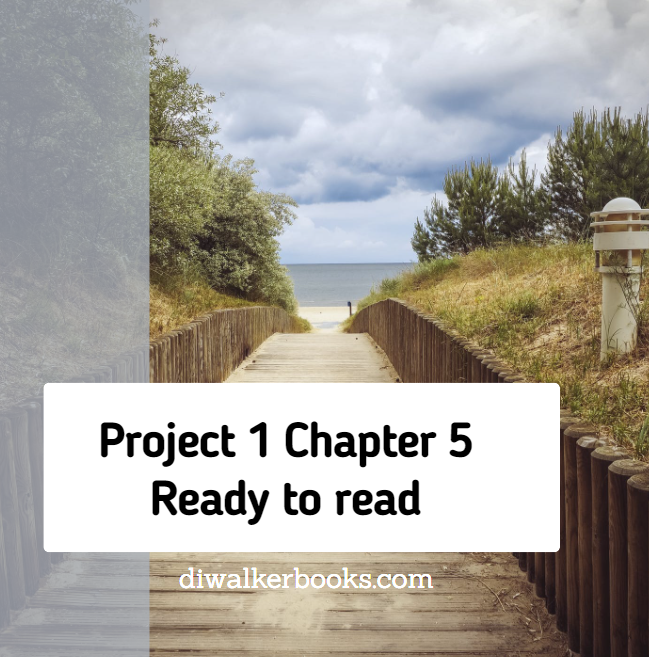 Project 1 Chapter 5
