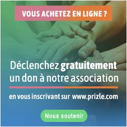 Prizle financement association salespowher soutenir gratuitement