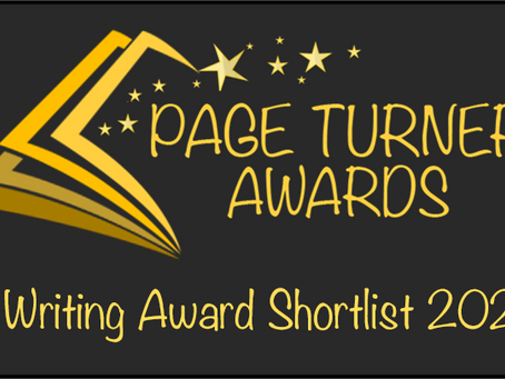 Lotharingia shortlisted for the 2020 Page Turner Awards
