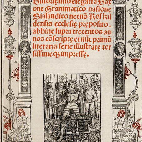 Hamletic Lotharingia - The parallel lives of Hamlet and King Henry IV of Germany
