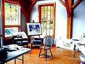 Art Workshops at the Landgrove Inn