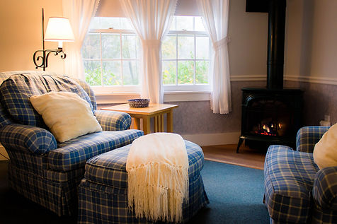 Vermont Inn with en suite fireplace
