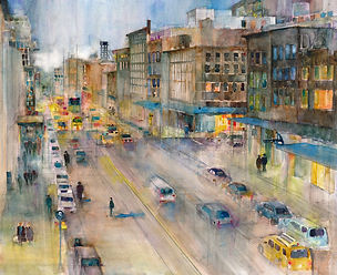 Highline by Dorrie Rifkin
